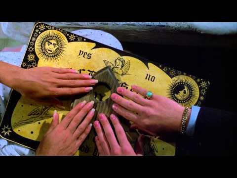 Ouija-Brett in Aktion. © VPS Video